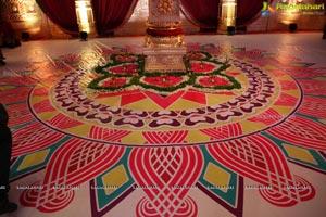 Hanisha Chalavadi Wedding