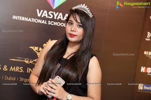 Miss Mrs India Asia Pacific 2017