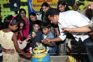 Nivruth Reddy 5th Birthday