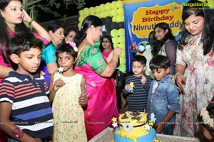 Nivruth Reddy 5th Birthday