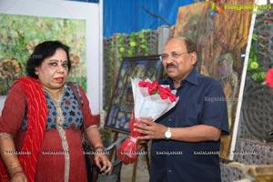 Chandana Khan Pegasus Art Gallery