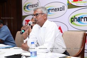 PHARMEXCIL and BDMA Press Meet