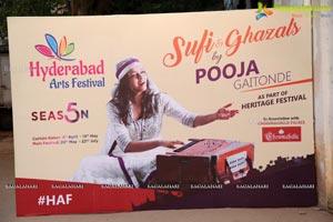Pooja Gaitonde Sufi Ghazals