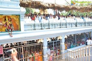 Bharat Ane Nenu Vijayawada Durgamma Temple