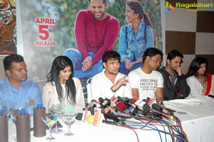 Chal Mohan Ranga team at Novotel Vizag
