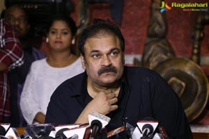Nagababu Sri Reddy Press Meet