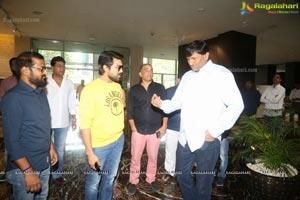 Rangasthalam Thanks Meet