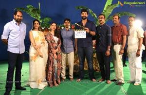 Varun Tej - Lavanya Tripathi - Aditi Rao Hyderi Film Launch