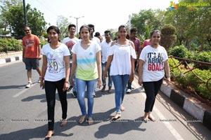 Asifa Barefoot Walk