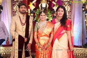 Director Boyapati Srinu Niece Wedding