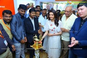 Happi Mobiles Store Launch by Kajal