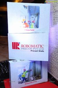 Robomatic Precast Partition Walls