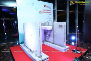 Robomatic Precast Partition Walls