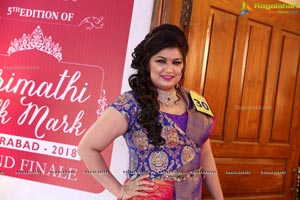 Srimathi Silk Mark 2018 Photos