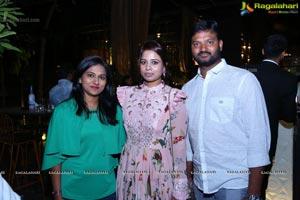 Sucharitha Reddy-Anil 10th Wedding Anniversary Celebrations