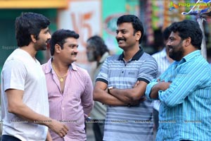 Nela Ticket Working Stills