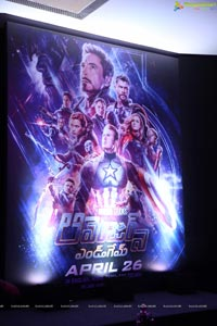 Avengers Endgame Press Meet