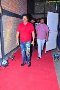 RGV's Cobra Movie First Look Launch