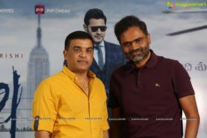 Maharshi Movie Press Meet