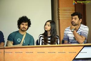 Nuvvu Thopu Raa Press Meet