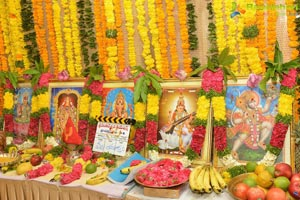 Sharwanand-Samantha-SVC Film Muhurat