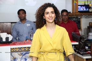 Be Glam - An Extravagant Fashion Fiesta With Sanya Malhotra
