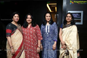 Deepa Nath's Paintings Exhibition 'Collective Conscience'