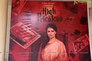 High Priestess Web Series Press Meet
