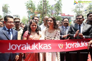 Joyalukkal Launches Its New Showroom in A.S. Rao Nagar
