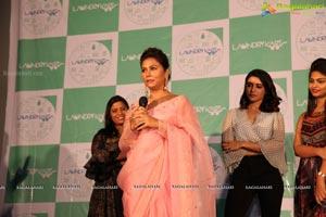 Laundry Kart App Launch By Samantha Akkineni