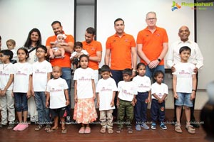 LVPEI's Whitathon 2019 T-shirts & Medals Launch