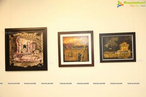 Shifting Realities by Ashok Kumar - Painting Exhibition