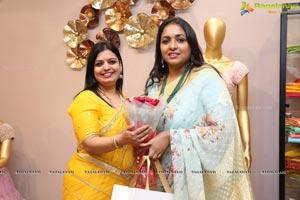 Sowmya Akuri Designer Studio Launch at Banjara Hills