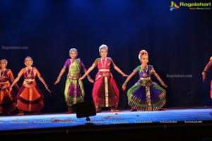 Srivari Padalu Bharathanatyam Dance Academy 4th Anniversary