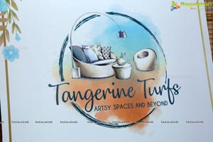 Tangerine Turfs New Product Launch