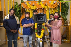 Agent Movie Pooja Ceremony