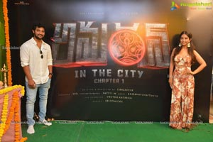 Amaran In The City- Chapter 1 Movie Pooja Ceremony