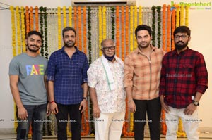 Ashoka Vanamlo Arjuna Kalyanam Movie Pooja Ceremony