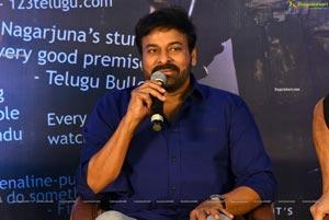 Nagarjuna's Wild Dog Movie Press Meet