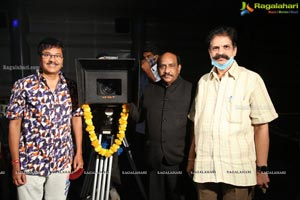 Bigg Boss Fame Akhil's First Time Movie Pooja Ceremony