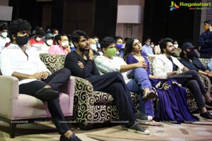 Ishq Movie Pre-Release Event