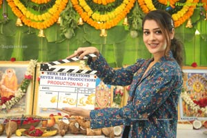 Neha Sri Creations 7 Hills Productions Prod. No 2 Pooja