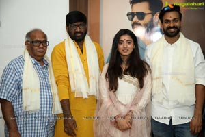 Vaishnav Tej Panja, Kethika Sharma, SVCC LLP Film Muhurat