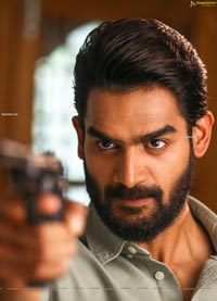 Kartikeya, Tanya Ravichandra Film HD Stills