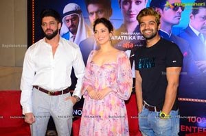 11th Hour Web Series Press Meet