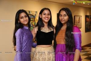 Art Sale & Fashion Walk 'Avantgrade' at Muse Art Gallery