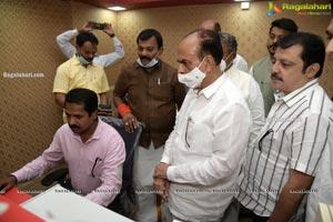 Home Minister Mohamood Ali Inaugurates Attica Gold