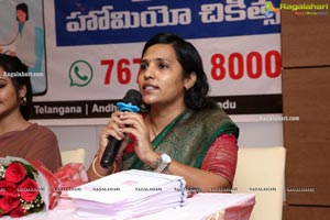 Ashu Reddy Launches Dr. Care - Covid Care Services