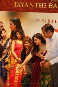 Kirtilals Trunk Show at The Jayanthi Ballal Store Mysore