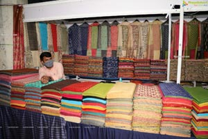 National Silk Expo April-2021 Begins